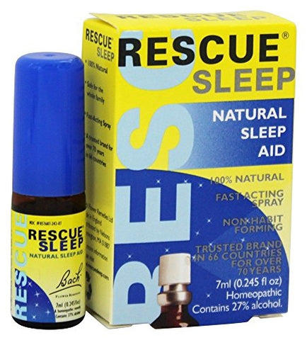 Bach Rescue Remedy Spry Sleep