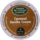 Image of Keurig, Green Mountain Coffee, Caramel Vanilla Cream, K-Cup Counts, 50 Count