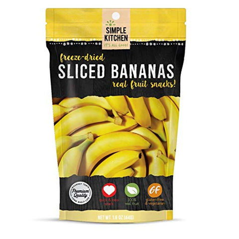 Wise Foods 694991 Simple Kitchen Bananas, Pack of 1