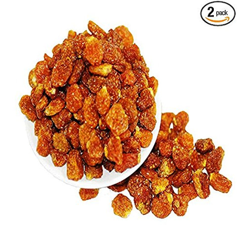 Indus Organics Raw Dried Golden Berries, 8 Oz, Sulfite Free, No Added Sugar, Premium Grade, Freshly Packed