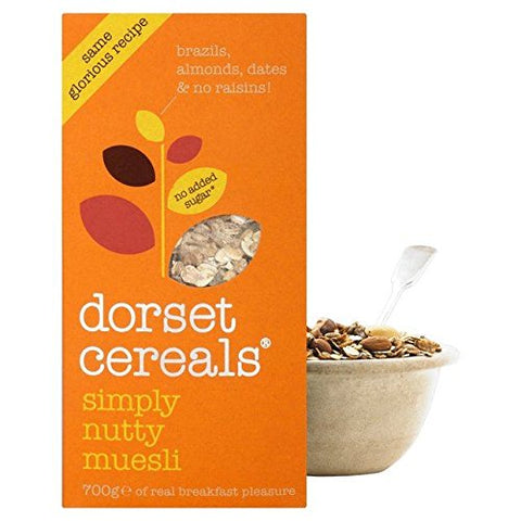 Dorset Cereals Simply Nutty Muesli - 700g