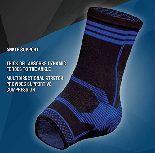 Pro-Tec Gel-Force Ankle Support, Medium