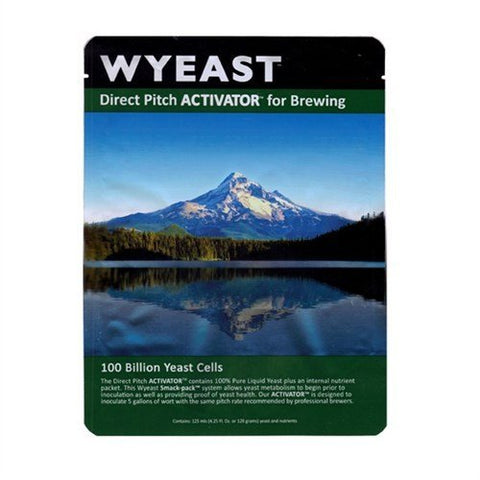 Wyeast Activator 1272 - American Ale II by Wyeast