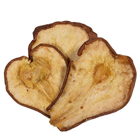 Bella Viva Orchards Natural Dried Pears, Sweet no Sugar Added, 1 lb of Dried Fruit