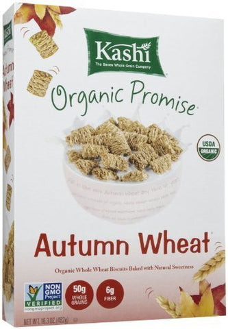 Kashi Organic Autumn Wheat Cereal 16 3 oz 462 g