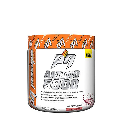 Physique Nutrition Amino 5000 - Watermelon