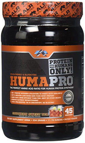 Hi Tech Humapro Whey Powder, Southern Sweet Tea, 334 Gram