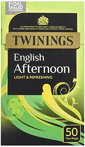 Twinings Classics Traditional Afternoon Tea / 50 Tea Bags / 100g / 3.5oz.