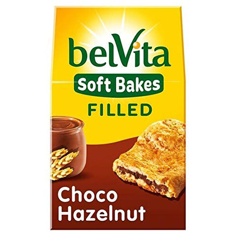 Belvita Soft Filled Chocolate - 5 x 40g