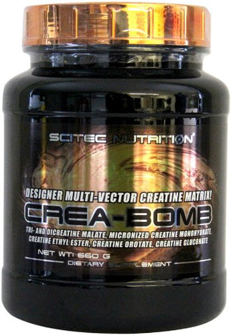 Crea-Bomb - 1.46 lbs - Passion Fruit - Scitec nutrition