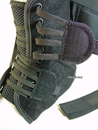 Flexibrace Ankle Brace Support Guard Orthosis Fast Lacer New (M)
