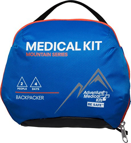 Adventure Medical Kits Mountain Series, Backpacker Medical Kit   96 Pieces