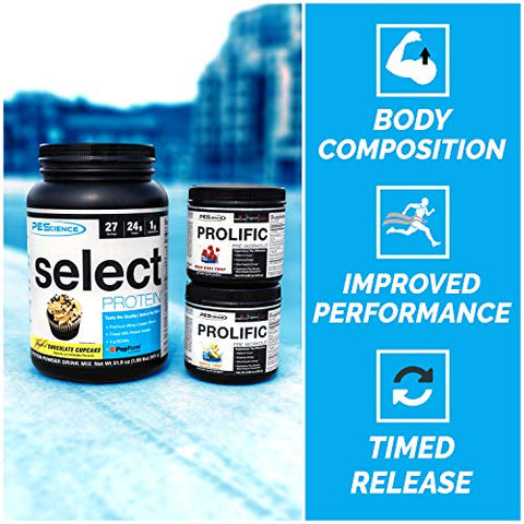 PEScience Select Low Carb Protein Powder, Chocolate Peanut Butter Cup, 5 Serving, Keto Friendly and Gluten Free