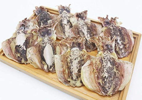 Dried Seafood Premium Small Moyu Cuttlefish ?? ?? ?? Free Worldwide Air Mail (250 grams 0.55LB)