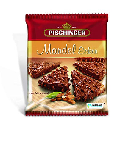 Pischinger - Almond Wafers - 10X130G