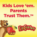 Image of L'il Critters Kids Fiber Gummy Bears Supplement, 90 Count