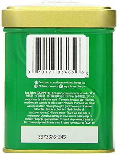 Twinings of London Irish Breakfast Loose Tea Tin, 3.53 Ounces