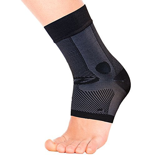 OrthoSleeve AF7 Ankle Brace (One Sleeve) for Inversion sprains, weak Ankles, Instability and Achilles tendonitis