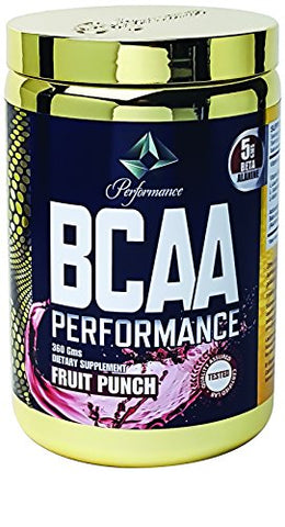 Gold Performance Nutrition BCAA Fruit Punch