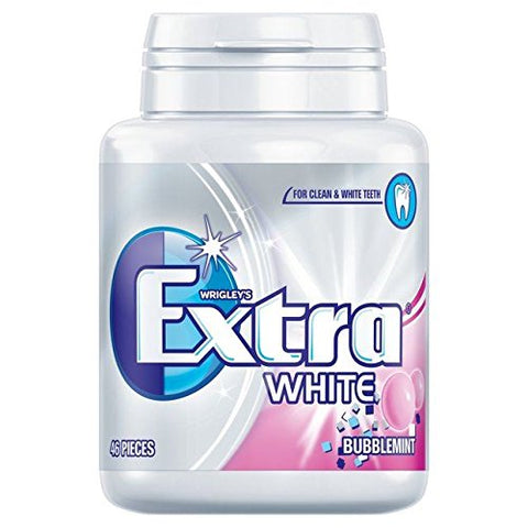 Wrigley's Extra White Bubblemint - 46 per pack
