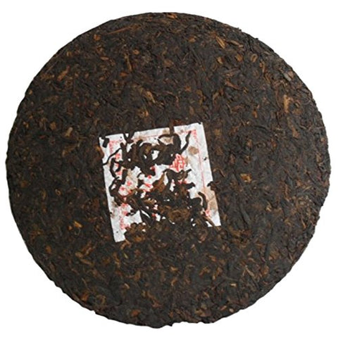 2008yr Banzhang Old Tree Puerh Tea Banzhang King Pu Er Tea Cake 357g