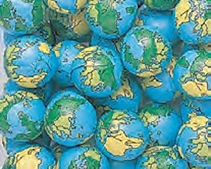 Globe Foiled Milk Chocolate Earth Balls 1LB Bag have a problem Contact 24 hour service Thank You