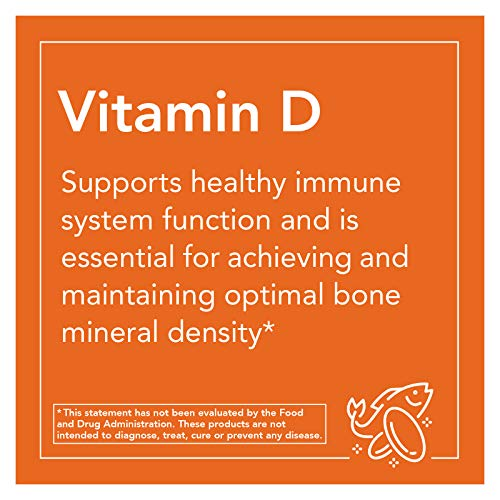 Now Supplements, Vitamin D 3 1,000 Iu, High Potency, Structural Support*, 180 Softgels