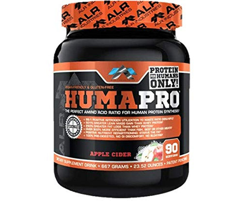 ALR Industries Humapro Whey Powder, Southern Sweet Tea, 667 Gram