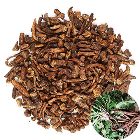 TooGet Organic Dandelion Root - Cut & Sifted, Natural Dried Dandelion Root Loose Tea Wholesale - 8 OZ