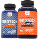 Image of Premium PAGG Stack by Kirkland Science Labs - PAGG + Electrolytes - For Slow Carb Diet - Accelerate Your Weight Loss and Reach Your Goals Faster - No Risk Guarantee