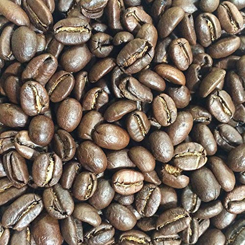 Fresh Roasted Coffee LLC, Ethiopian Yirgacheffe Coffee, Medium Roast, Whole Bean, 5 Pound Bag