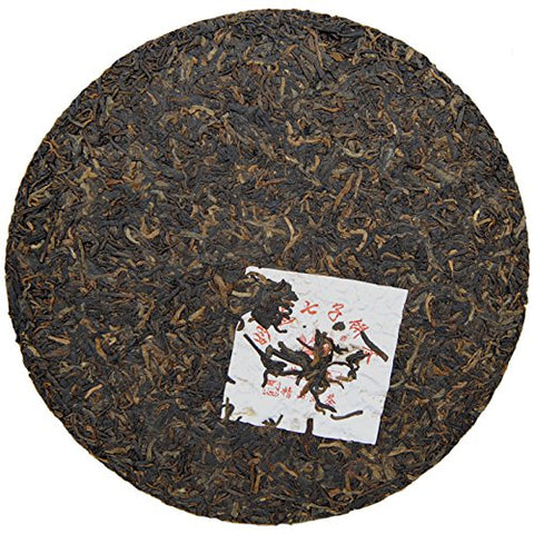 Specialty-made Pu Er Tea Cake Stale Fragrant and Mellow Menghai Pu Erh Tea 357g