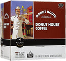 Image of Donut House Collection Light Roast K-Cup Pods Donut House Coffee - 18 CT