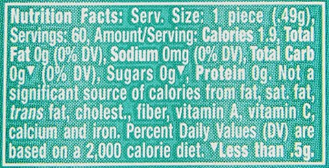 Tic Tac Fresh Breath Mints, Wintergreen, 1 oz Singles, 12 Count