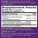 Image of Natrol Carb Intercept with Phase 2 Carb Controller Capsules, White kidney bean extract, Helps control carbs, Helps metabolize fats, Clinically tested, Promotes healthy body weight, 1,000mg, 120 Count