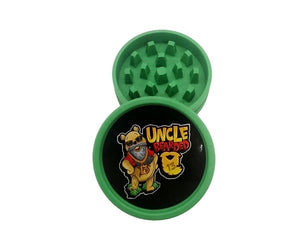 Grinder en Chanvre recyclé By ''THE UNCLE BEARDED''