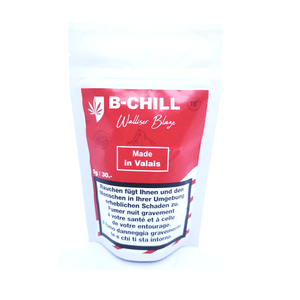 Walliser Blaze CBD by B-Chill - Hightitude CBD huile oil fleurs growshop