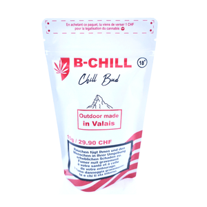Chill Bud CBD by B-Chill - Hightitude CBD huile oil fleurs growshop