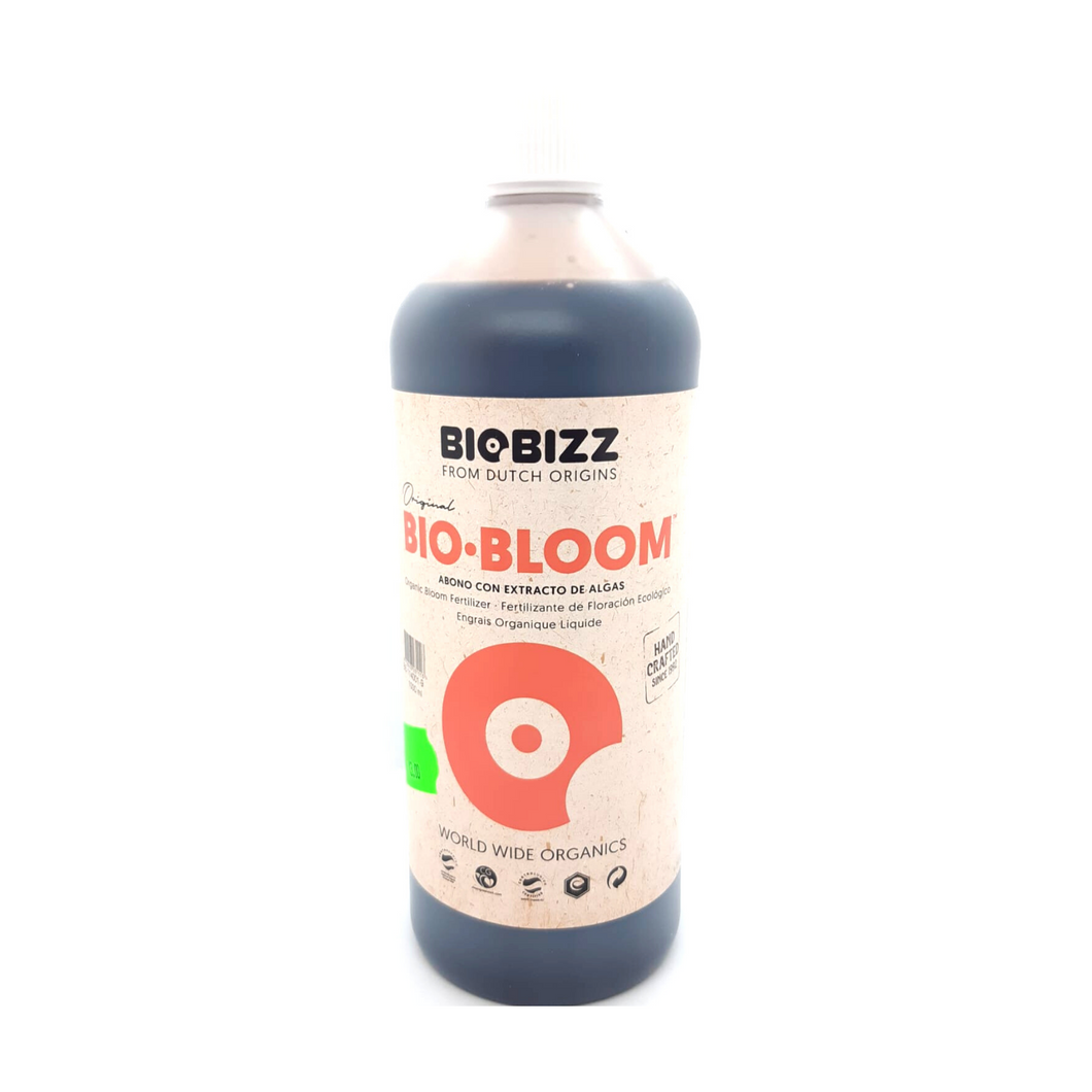 BioBizz Bio·Bloom - Hightitude CBD huile oil fleurs growshop