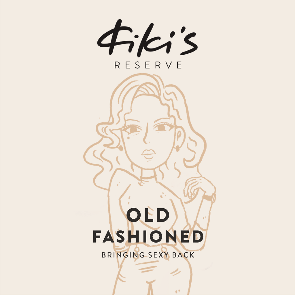 Kiki's Old Fashioned