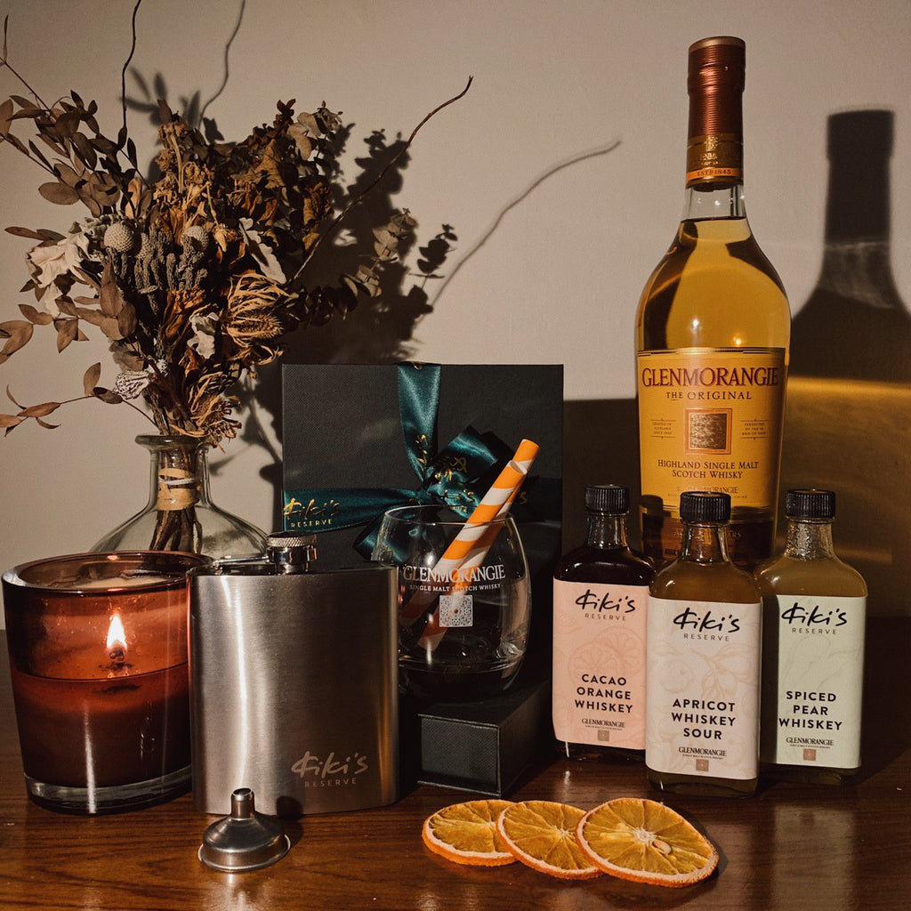 Kiki x Glenmorangie Whiskey Cocktail Set