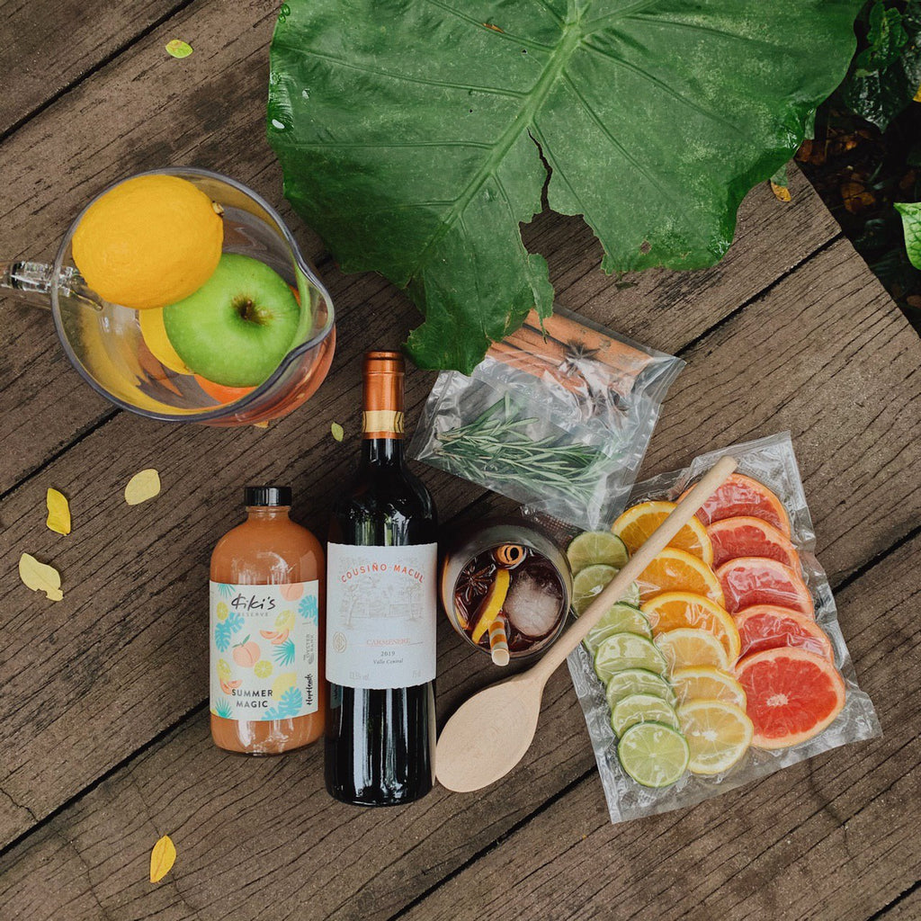 Kiki's DIY Sangria Kit