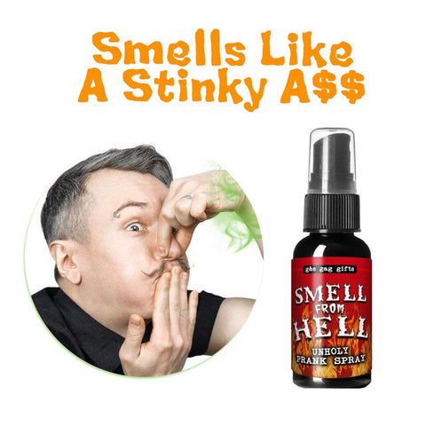 Fart Spray Stink Bomb