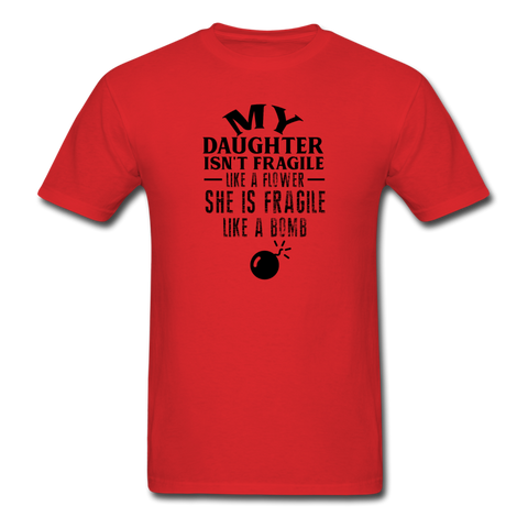 Image of Men's T-Shirt - red