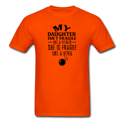 Image of Men's T-Shirt - orange