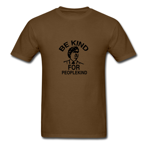 Image of Men's T-Shirt - brown