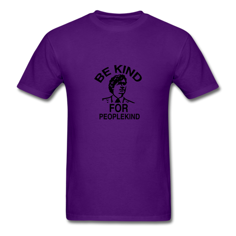 Image of Men's T-Shirt - purple