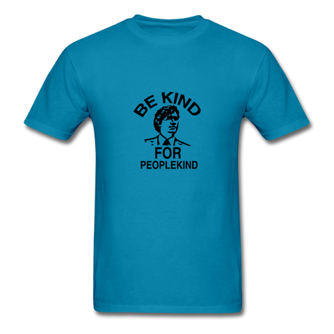 Image of Men's T-Shirt - turquoise