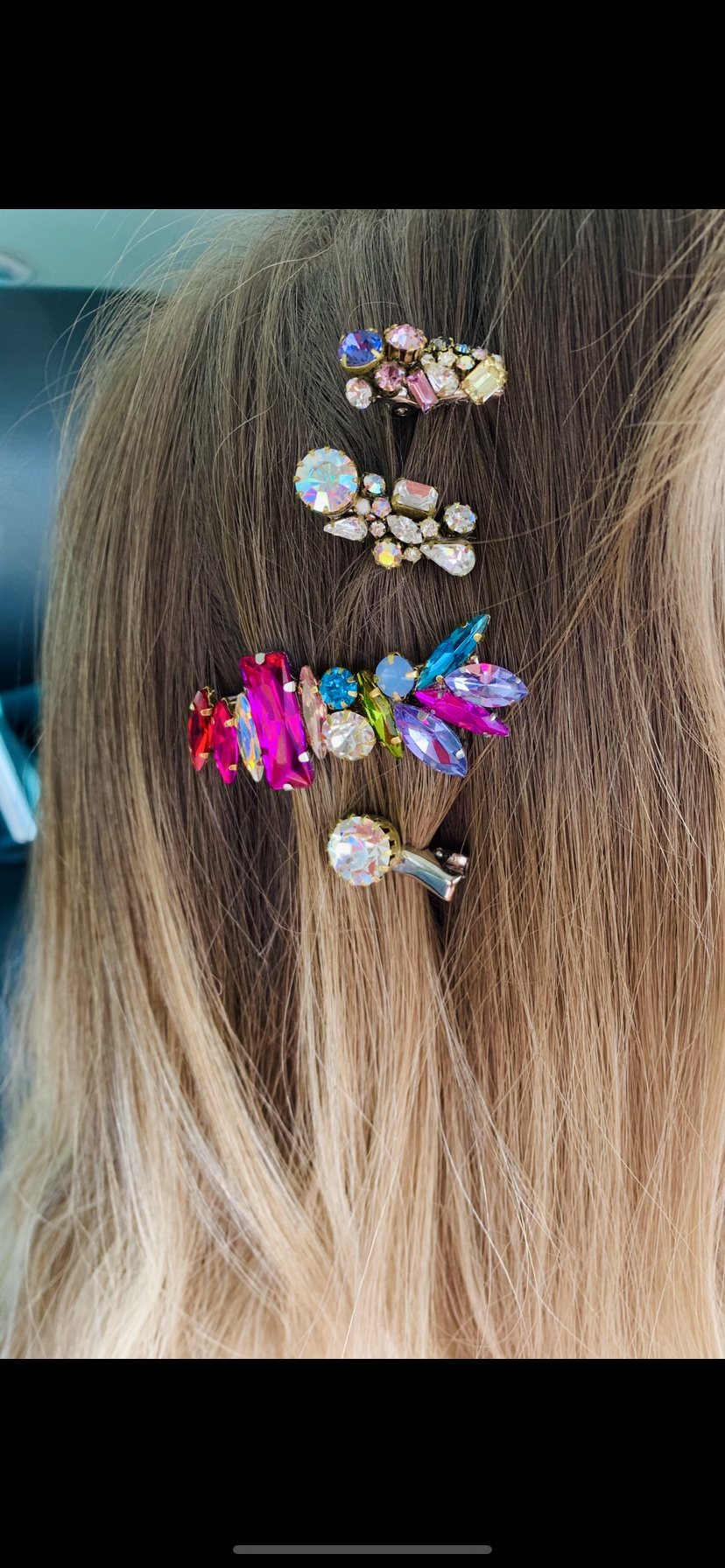 [Handmade Hair clips, Headbands and Statements Earrings] - [Hair Candy By Han]
