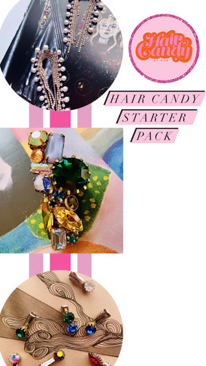 *HAIR CANDY STARTER PACK*